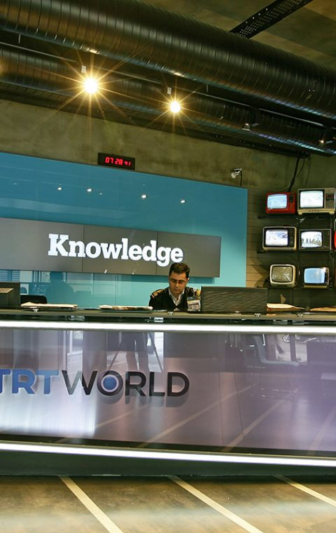 TRT World Introduction - Welcome