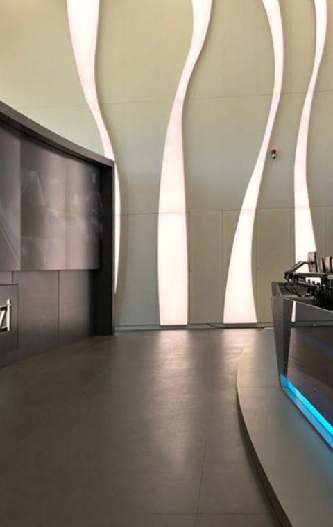 Avrasya Tüneli Kontrol Merkezi