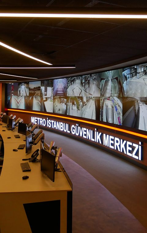 Metro İstanbul Security Center