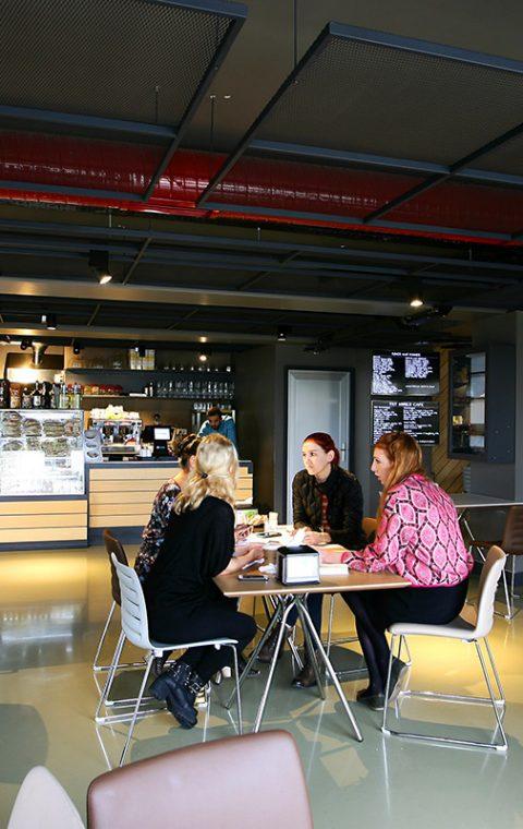TRT World Cafe - Rest