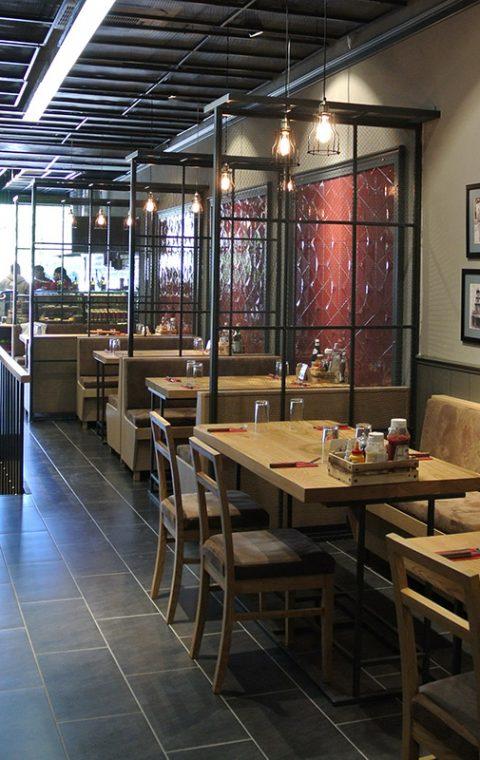 Neş-Et Burger and Steak Restaurant