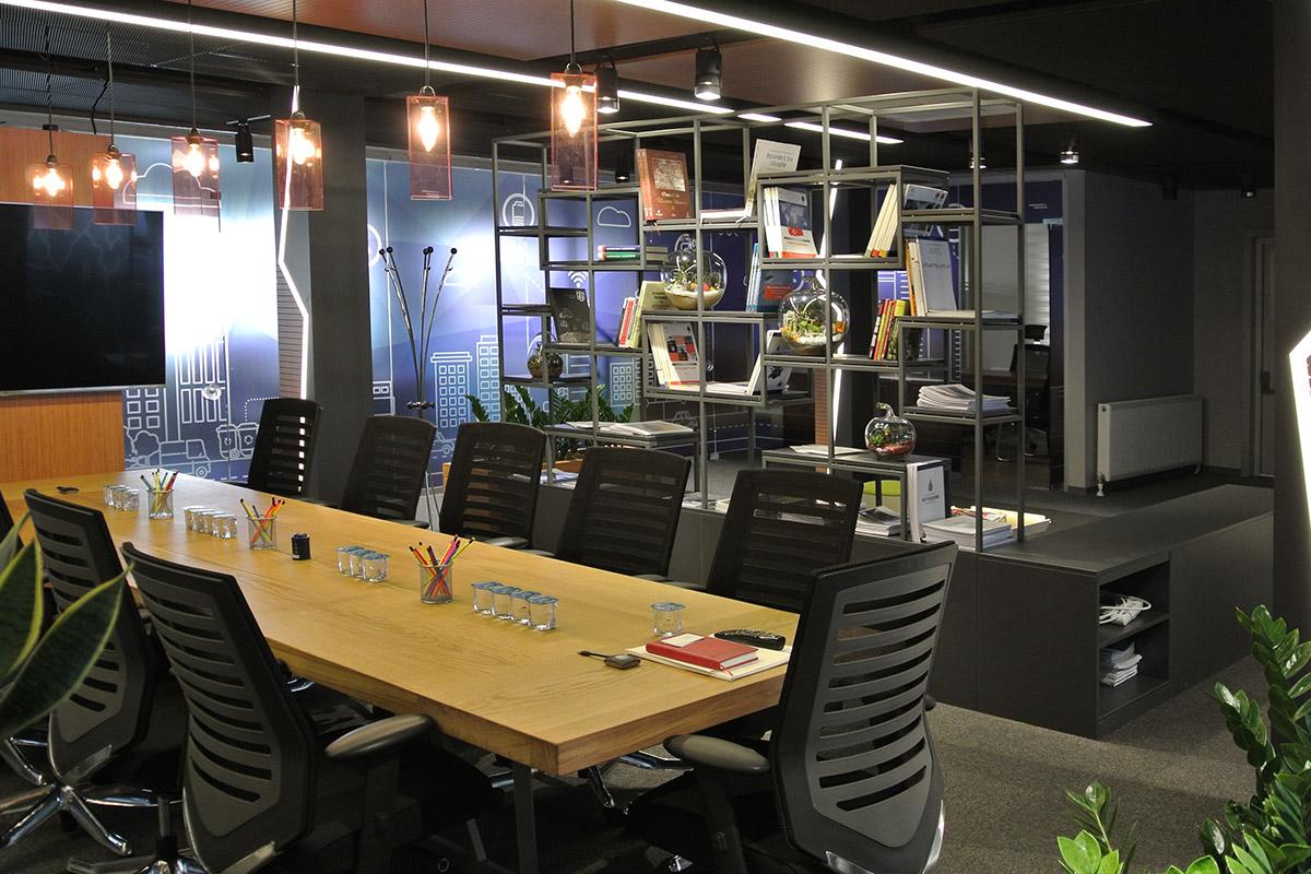 İSBAK Akıllı Şehir Ofis