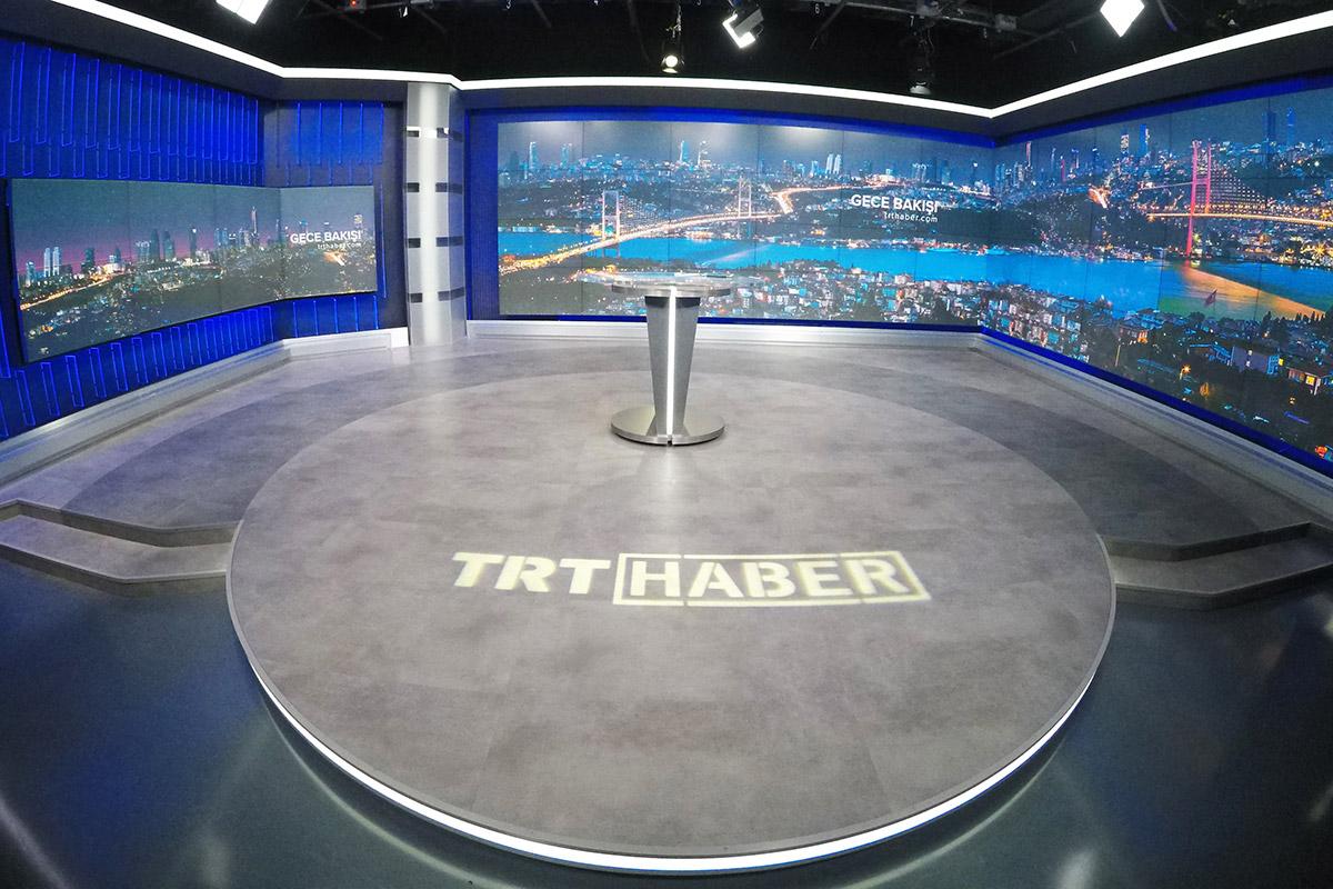 TRT Haber Harbiye